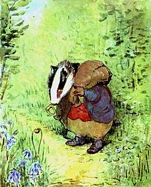 Mr badger spunk willow