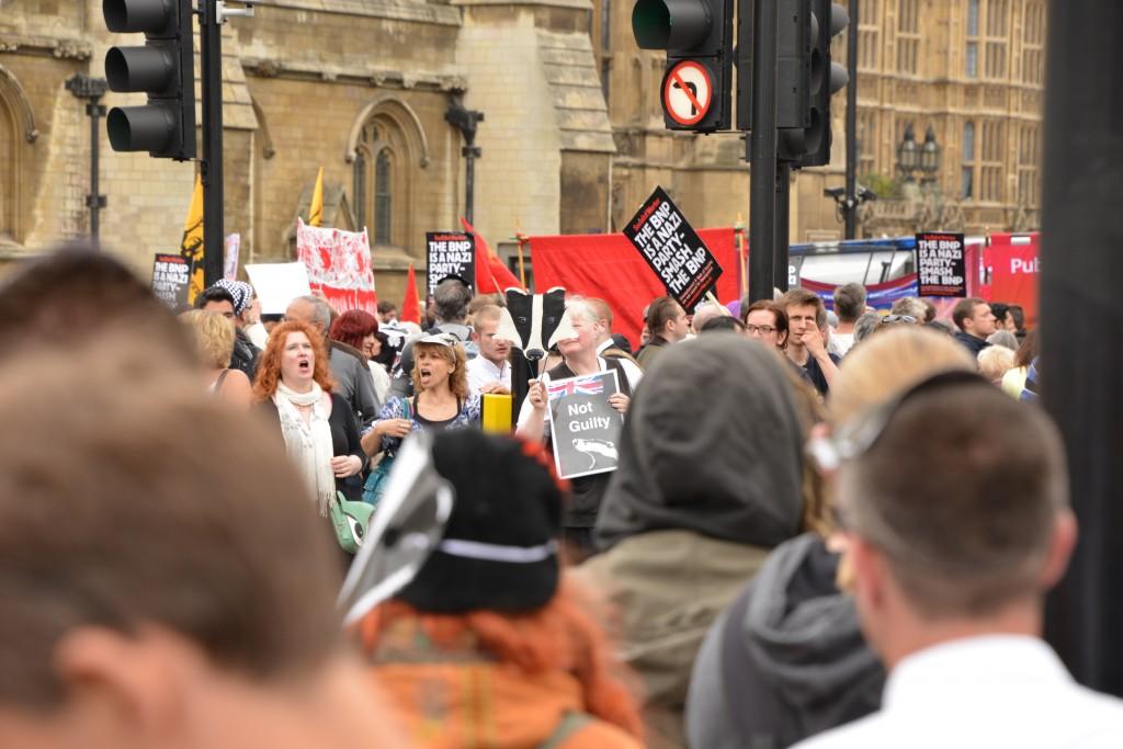 Britains' thriving democracy copyright Gordon McGlone PhotoNatura