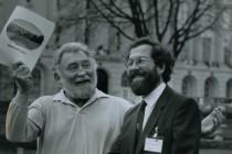 David Bellamy and Gordon McGlone (hirsute Phase)